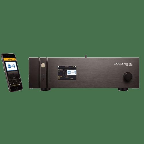 Gold Note DAC o Streamer