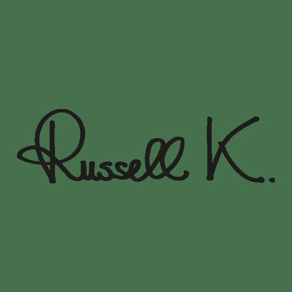 Russell k. tillverkare kv