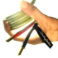 Slinkylinks S1 Högtalarkabel   Pris: 5.450 SEk (2×2,5m)
