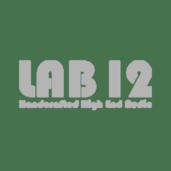 LAB 12 logo kvadrat