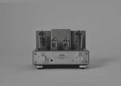 Line Magnetic: Mini 218 IA integrerad rör/hörlurs-förstärkare   Pris: 5.800 SEK